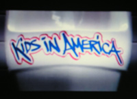 Kids in America, the movie, to be released shortly in the U.S.