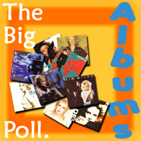 Kim Wilde, the Albums Poll